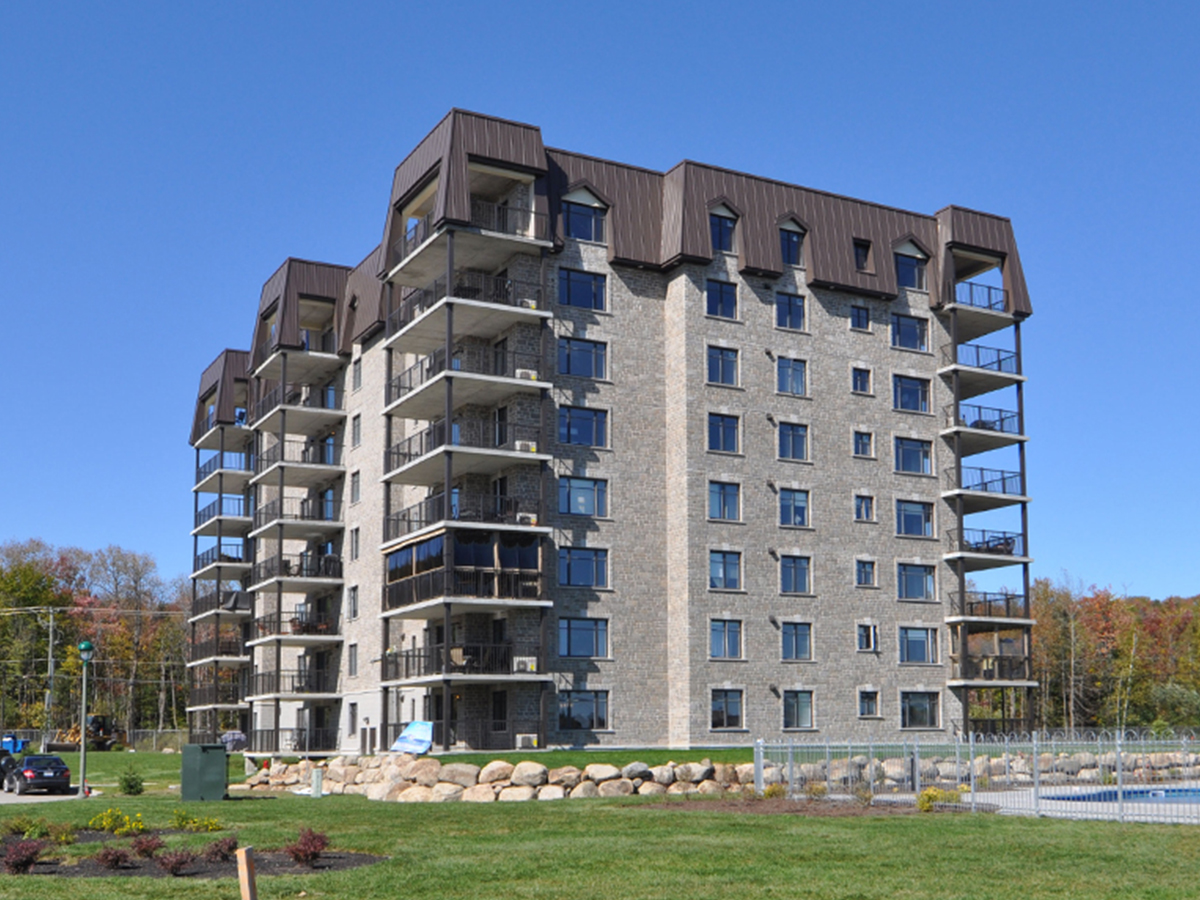 projet de fen234tres pour condominiums domaine de la faune